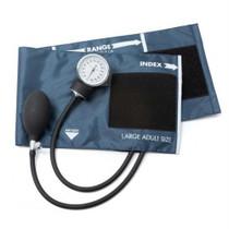 American Diagnostic Aneroid Sphygmomanometer, Standard, Large Adult, Navy