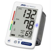 Wrist Blood Pressure Monitor With Jumbo Screen