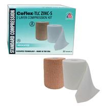 """Andover CoFlex® TLC Zinc Standard Compression Bandage, 4"""""""