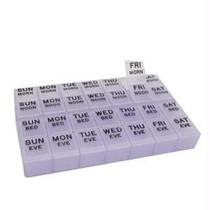 "Mediplanner Ii Pill Holder 8-3/8"" X 5-5/8"" X 1-1/8"""
