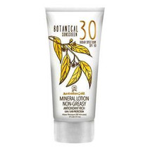 Australian Gold Botanical Mineral Sunscreen Lotion, SPF 30, 5 oz