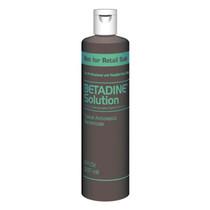 Emerson Betadine® Antiseptic Solution, 10% Povidone-Iodine, 8 oz Bottle