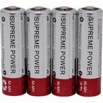Supreme Technologies Inc AA Alkaline Battery General Use