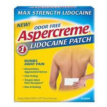 Chattem Aspercreme® Maximum Strength Pain Relief Patch