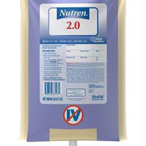 UltraPak Nutren 2.0 Calorically Dense Liquid Nutrition 1000mL Bag