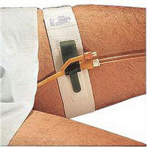 """Dale Hold-N-Place® Leg Band Foley Catheter Tube Holder, Latex-Free 2"""" x 19-1/2"""" Size, Fits Up to 20"""""""