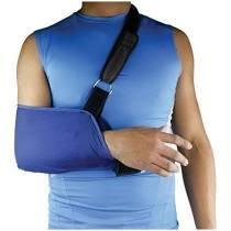Shoulder Immobilizer with Waist Strap, Large