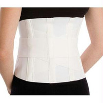 """DJ Orthopedics Criss-Cross Support with Compression Strap Large, 36"""" to 42"""" Waist Size"""