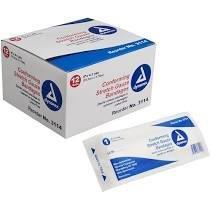 """Dynarex Stretch Guaze Bandage 4"""" x 4 yds, Sterile"""