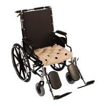 "EHOB Inc WAFFLE® Seat Cushion Standard 19"" x 19"" x 2"", Latex-Free"