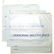 """Elkay Plastics Respiratory Bag for Tubings, Masks and Accessories, 12"""" x 16"""""""