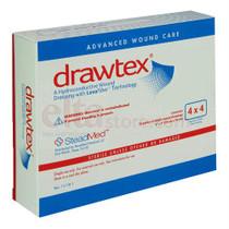 "Drawtex® Hydro-Conductive Dressing with LevaFiber&trade, 4"" x 4"""