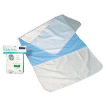 """Essential Medical Quik-Sorb™ Deluxe Reusable Incontinence Underpad, with Tucks, 36"""" x 72"""""""