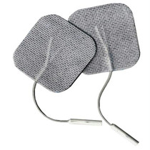 """BioMedical Life Systems BioStim® Square Pigtail Electrode, 2"""""""