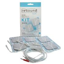 "BioMed® Rebound OTC Tens Refill Kit 4-1/4"" x 1-2/5"" x 2/3"" 1-3/10 oz Weight"