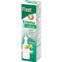 CB Fleet Company Inc Fleet Adult Enema 4-1/2 oz, Latex-Free