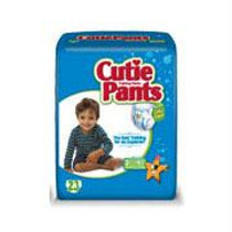 Cuties Refastenable Training Pants For Boys 2t-3t, Up To 34 Lbs.