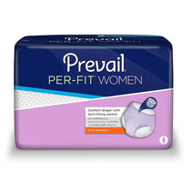"""Prevail Per-fit Protective Underwear For Women, Large Fits 44"""" - 58"""""""