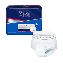 """Prevail For Men Overnight Absorbency,  28"""" - 40"""" - PMX-512"""