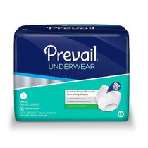 "Prevail® Super Plus Underwear Large (45"" to 58"")"