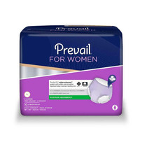 """Prevail® Underwear for Women, XL (48"""" to 64"""") - Replaces FQPVR513"""