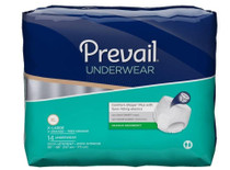 "Prevail Unisex Overnight Underwear, X-Large, 58"" x 68"", Replaces Items FQPMX514 & FQPWX514."