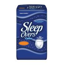 Sleep Overs® Youth Pants, Small/Medium, 45 to 65 lb