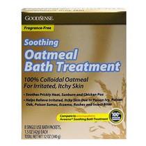 Geiss, Destin & Dunn GoodSense® Soothing Oatmeal Bath Treatment Formula, 8 Count