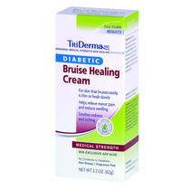 Triderma Diabetic Bruise Defense Healing Cream, 2.2 Oz