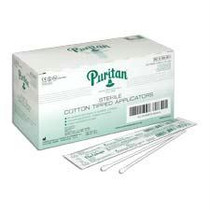 """Puritan Non-sterile Cotton Tipped Applicator, 3"""" x 1/12"""""""