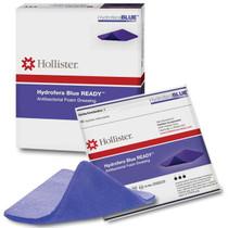 "Hydrofera Blue Ready™ Transfer Antibacterial Foam Dressing, Standard, 4"" x 5"""