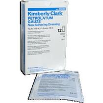 """Derma Sciences Petrolatum Impregnated Gauze, 1/2"""" x 72"""""""