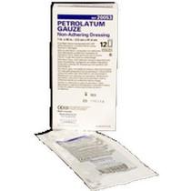 "Derma Sciences Petrolatum Impregnated Gauze, Sterile, Latex Free 1"" x 36"""