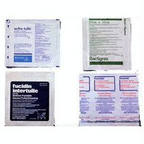 "Xeroform Impregnated Petrolatum Dressing 1"" X 8"", Sterile, Latex-free"