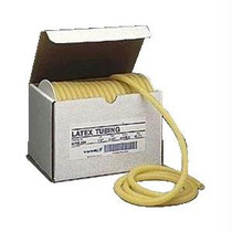 """Kent Elastomer Products Natural Rubber Latex Tubing 5/16"""" x 1/16"""" x 7/16"""", Sterile"""