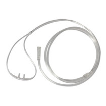 Sunset Oxygen Nasal Cannula, with 4' Supply Tube, Adult