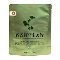 Nourish Organic Whole Food Meal Replacement 12 Oz, Gluten-free