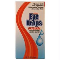 Redness Remover Eye Drops, 1/2 Oz.