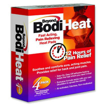 Beyond Bodiheat Pain Relieving Heat Pad, Back
