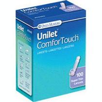 Unilet Comfortouch Lancet 30g (100 Count)