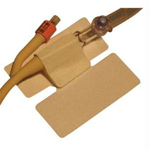 Multi-purpose Adhesive Tube Holder With Quick Release Non-slip Velcro Tab Locking System