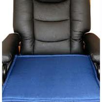 """Waterproof Chair Pad 21"""" X 22"""", Brown"""