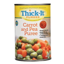 Kent Precision Foods Group Thick-It® Carrot and Pea Puree 15 oz
