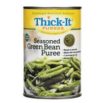 Kent Precision Foods Group Thick-It® Seasoned Green Bean Puree 15 oz