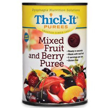 Kent Precision Foods Group Thick-It® Mixed Fruit & Berry Puree 15 oz