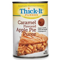 Kent Precision Foods Group Thick-It® Caramel Flavored Apple Pie Puree 15 oz