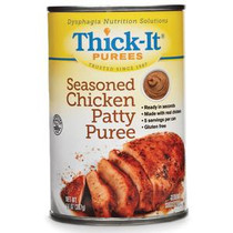 Kent Precision Foods Group Thick-It® Seasoned Chicken Patty, 14 oz