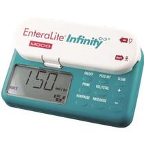 "Moog EnteraLite® INFINITY® Enteral Feeding Pump Small, 4"" H x 5-2/3"" W x 2"" D Weight: 14-2/5 Oz, Washable"