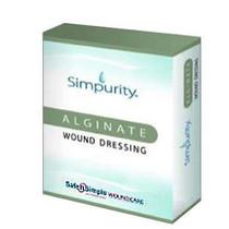 "Simpurity Alginate, 8"" X 8"" Pad"