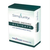 Simpurity Silver Alginate Rope, 12""